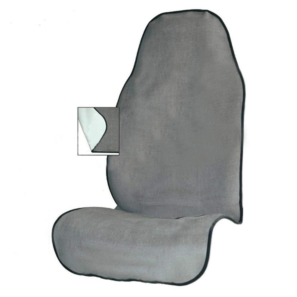 Funda de asiento de coche universal Protector de asiento autom/ático de secado r/ápido Estera del asiento de yoga para el sudor del gimnasio Fitness Fitness Entrenamiento Playa Estera de microfibra