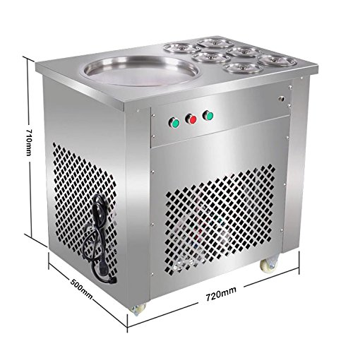 Ice Electronic Bucket (FISTERS Fried Ice Cream Machine 13.7