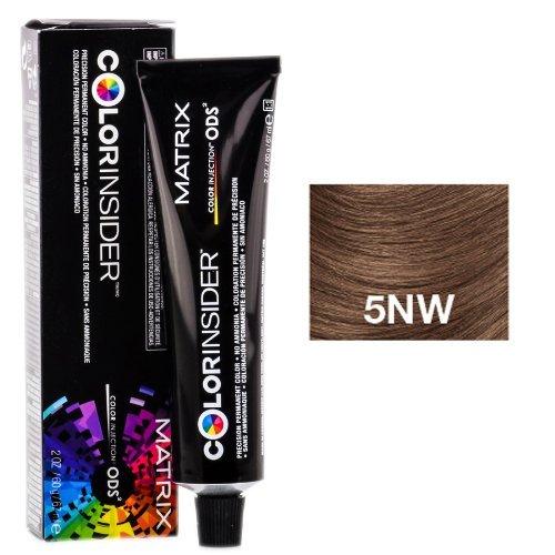 Matrix Color Insider - Medium Brown Neutral Warm - 5NW