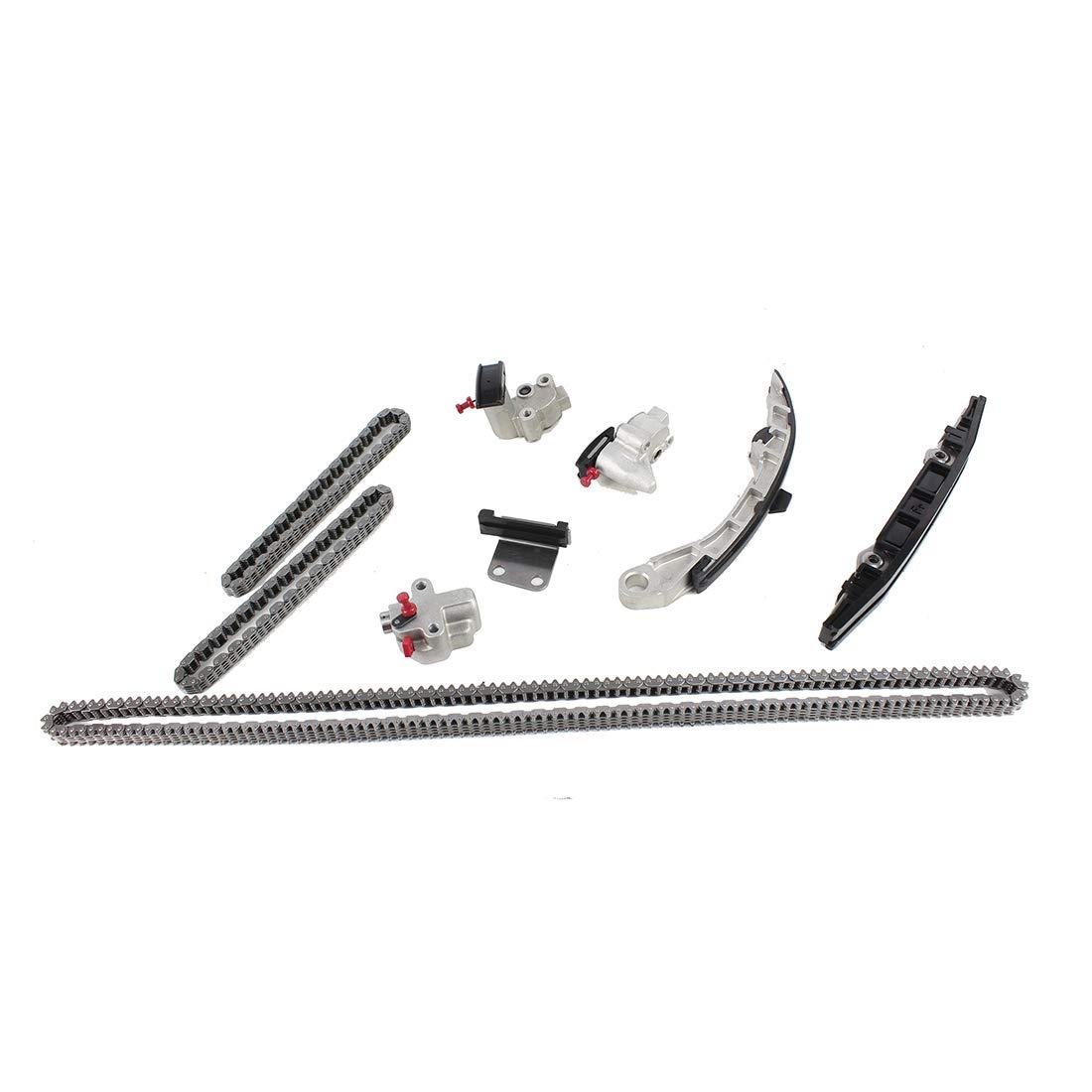 QX60 // 3.5L // DOHC // V6 // 24V // 3498cc // VQ35DE JX35 Nissan//Altima Quest DNJ TK656NG Timing Chain Kit for 2007-2015 // Infiniti Pathfinder Maxima Murano