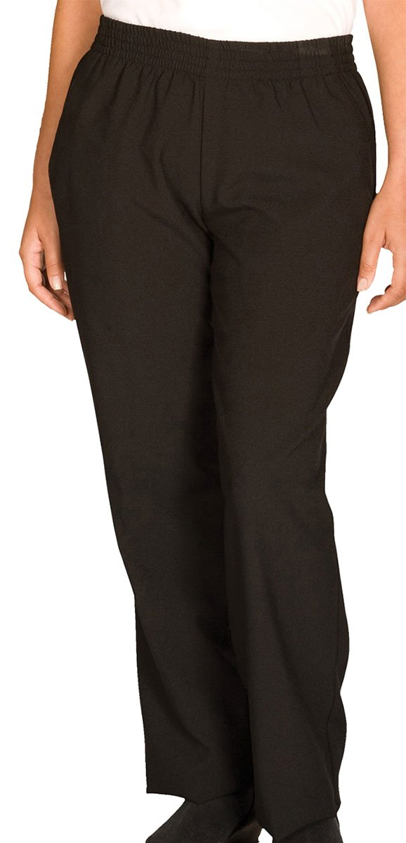 Edwards Women's Pull-On-Pant, BLACK, XLarge