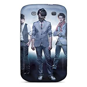 Hard Plastic Galaxy S3 Case Back Cover,hot Jonas Brothers Case At Perfect Diy