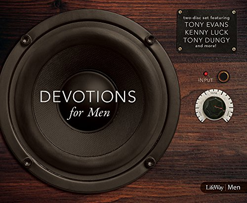 Devotions for Men - Audio CDs