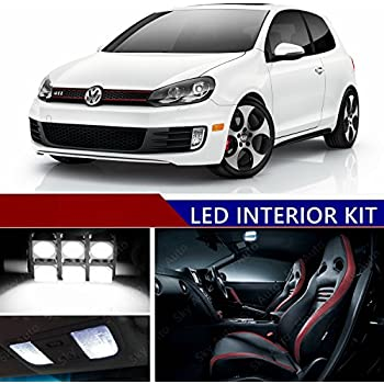 Amazon Com Vw Mk5 Mk6 Golf Gti 2010 2016 Led Premium