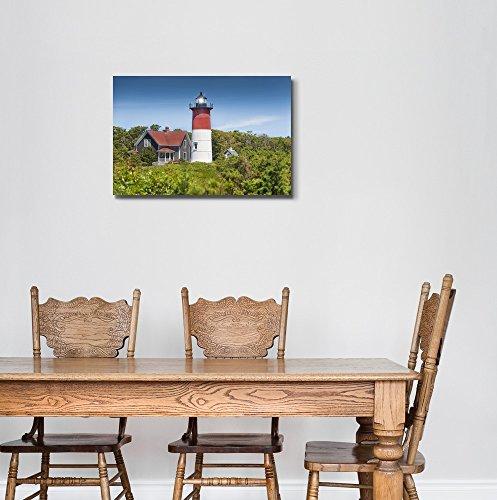 Truro Lighthouse Highland Light on Cape Cod MA USA Wall Decor