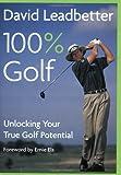 100% Golf, David Leadbetter, 0062720694