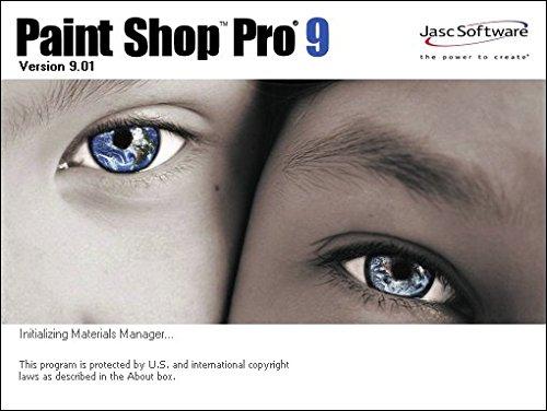 jasc paint shop pro 9