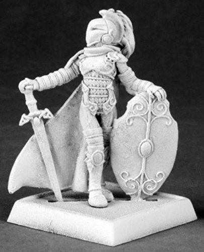 Reaper Miniatures 60025 Pathfinder Series Gray Maiden Miniature