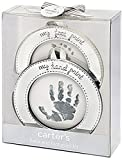 Carter's Hand and Foot Print Keepsake, Silver by Carter's