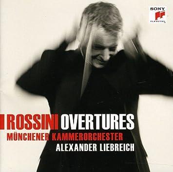 Rossini Ouverturen
