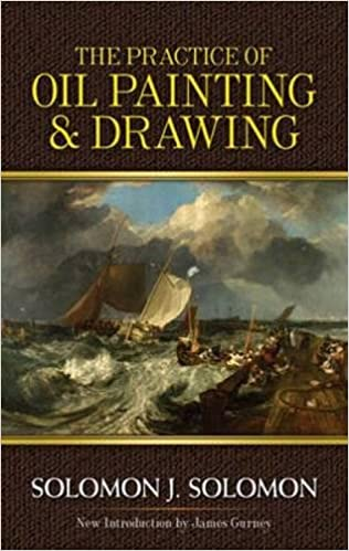 amazon com the practice of oil painting and drawing dover art