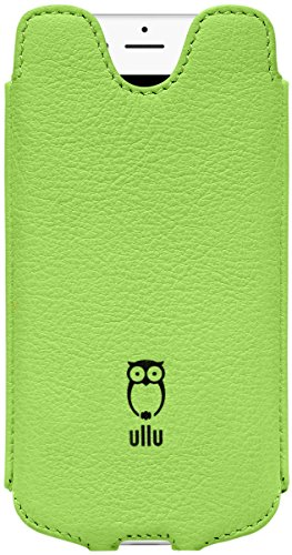 ullu Sleeve for iPhone 8/ 7 - Lime Green UDUO7PL05 by ullu