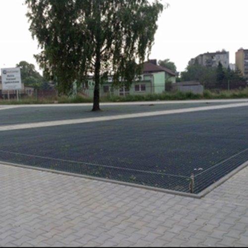 TrueGrid - Rejillas de plástico para hierba o grava, 500 mm, para zonas peatonales o de vehículos: Amazon.es: Jardín