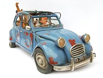 Forchino Der bÖhmischen Citroen Deux Chevaux Auto fo-85066