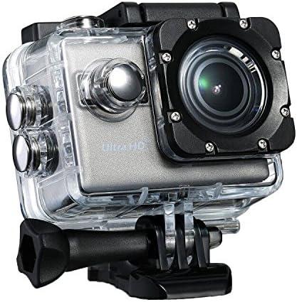 Topelek, Action-Kamera schwarz / silber