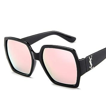 CCGSDJ Gafas De Sol Cuadradas De Gran Tamaño Mujeres ...