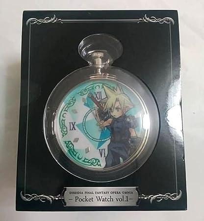 Amazon.com: Final Fantasy Dissidia Opera Omnia - Reloj de ...