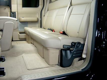 Du Ha 20004 Ford Under Seat Storage Console Organizer Black