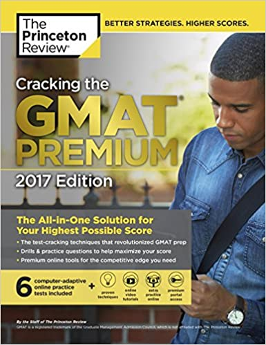 Cracking the GMAT