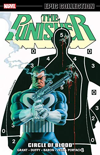 Punisher Epic Collection: Circle Of Blood (The Punisher (1987-1995) Book ()