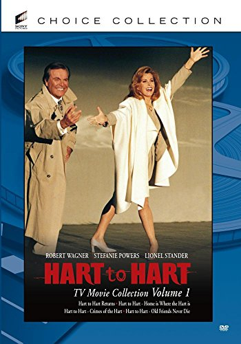 Hart To Hart TV Movie Collection - Volume 1 (4-Disc Set) (Tv Movies Dvd)