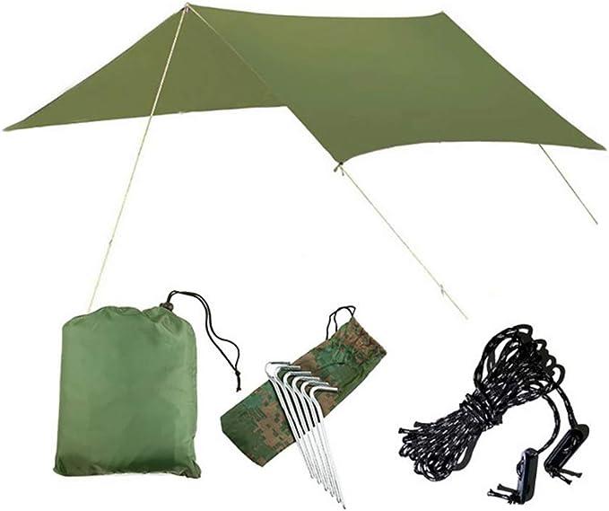 TREA2SURE Parasol Impermeable para Exteriores, Pergola, con protección Solar UV, toldo de toldo, pérgola para Patio: Amazon.es: Jardín