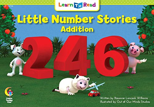 Little Number Stories Addition (Learn to Read)