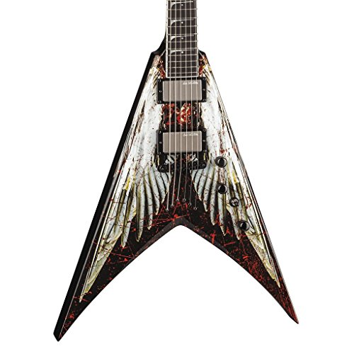 Dean VMNT Dave Mustaine Angel of Deth Electric Guitar ()