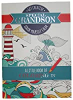 Coloring Books Grandson Drawing Book
