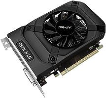 PNY GF1050GTX2GEPB - Tarjeta gráfica (GeForce GTX 1050, 2 GB, GDDR5, 128 bit, 7680 x 4320 Pixeles, PCI Express x16 3.0)