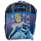 Backpack - Disney - Cinderella in a Beautiful Light Blue 16""