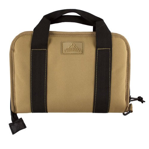 Red Rock Outdoor Gear Pistol Case Coyote, One Size