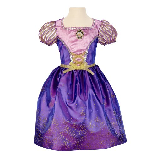 Disney Princess Disney Princess Enchanted Evening Dress: Rapunzel (Tangled Rapunzel Dress)