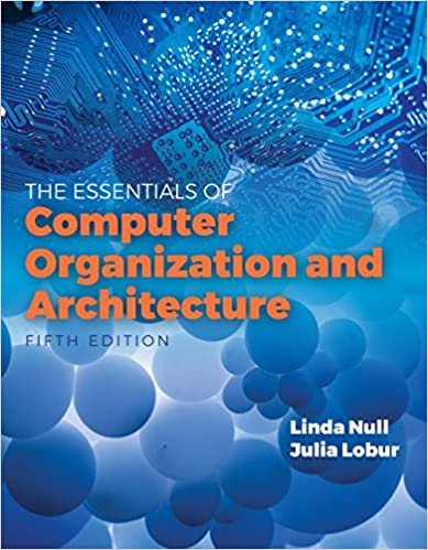 The essentials of computer organization and architecture 3rd edition pdf