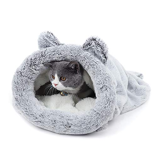 "PAWZ Road Cat Sleeping Bag Self-Warming Kitty Sack 20"" 22"""