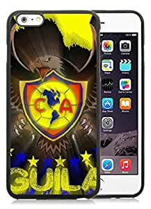 Design for Mass Customization USA Soccer 22 Unique Custom Black Case For iPhone 6 Plus,iPhone 6s Plus 5.5 Inch TPU Case