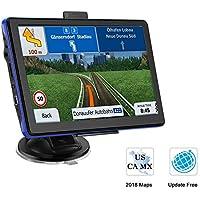 Prymax 7 Inch GPS Navigation for Car, Car GPS Navigation...