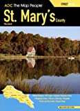 img - for ADC The Map People St Mary's County, MD: Street Atlas book / textbook / text book