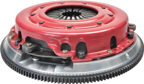 Ram 80-2375S Force 10.5 in. Dual Disc Clutch Assembly 130 Tooth Count 10 Spline By 1 1/8 in. Incl. Steel Flywheel/Disc/Pressure Plate Force 10.5 in. Dual Disc Clutch Assembly ()