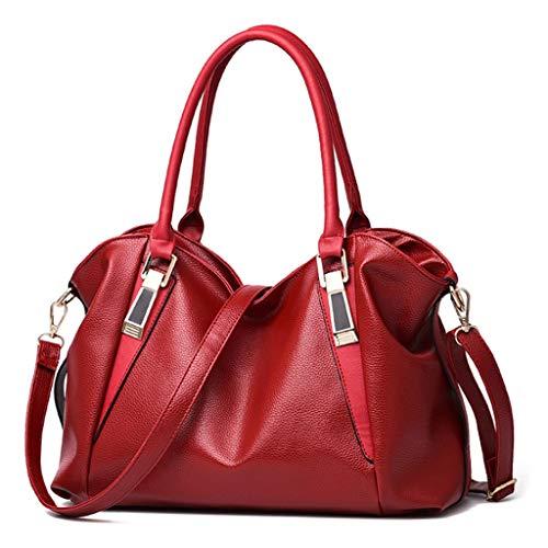 Couleur pour bandoulière A Femme Main Handbag 5 5 bandoulière à à Taille Noir Femme Sac Sac décontracté Sac à bandoulière S a4t1fOqw