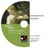 Erzählte Geschichte, Lehrerkommentar, CD-ROM Livius, Ab urbe condita