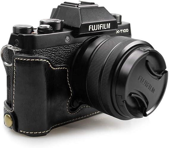 Fuji X T100 Tasche Kinokoo Tasche Für Fujifilm X T100 Kamera