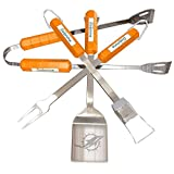 Siskiyou NFL Miami Dolphins 4-Piece Barbecue Set