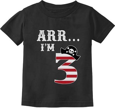 Baby Trust Me Im Pirate Funny Kids Childrens T-Shirt tee TShirt