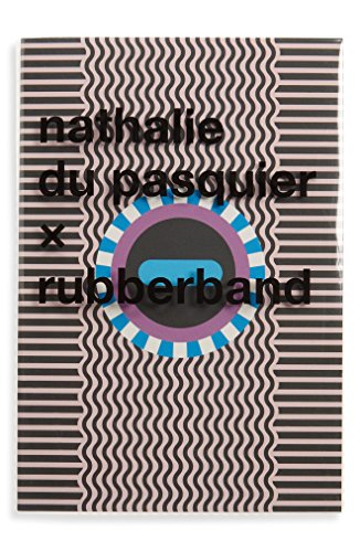 - Rubberband Nathalie Du Pasquier Notebook A5