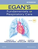 img - for Workbook for Egan's Fundamentals of Respiratory Care (Pacific-Basin Capital Markets Research) book / textbook / text book
