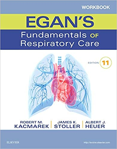 Descargar Libros Gratis En Workbook For Egan's Fundamentals Of Respiratory Care, 11e Documento PDF