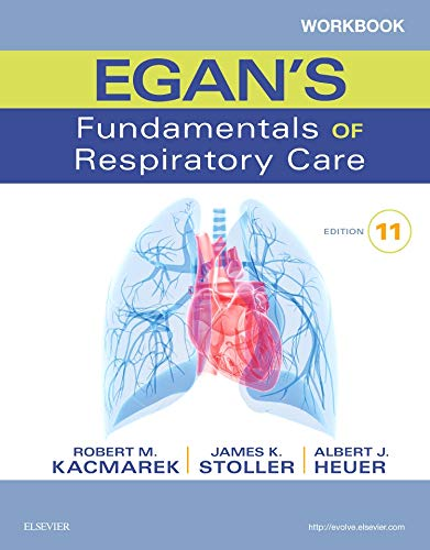 (Workbook for Egan's Fundamentals of Respiratory Care (Pacific-Basin Capital Markets Research))