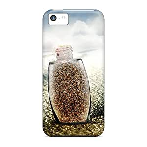 Ohs18602ObXs Sand In The Bottle Awesome High Quality Iphone 5c Cases Skin