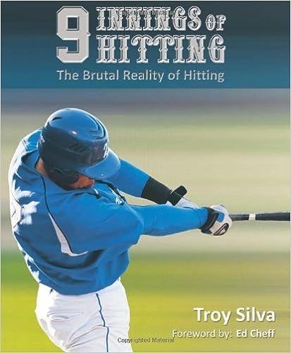 9 Innings Of Hitting Troy Silva